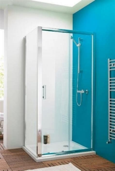 Premier Pacific 1400 X 760 Sliding Door Shower Enclosure 1400 Shower Door