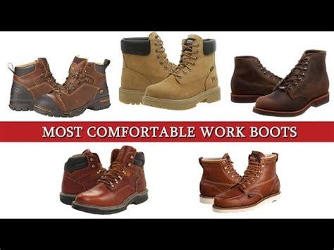 top 5 most comfortable work boots work boots buzzpls com