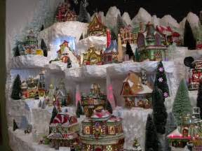 christmas village display tips amazing custom dept