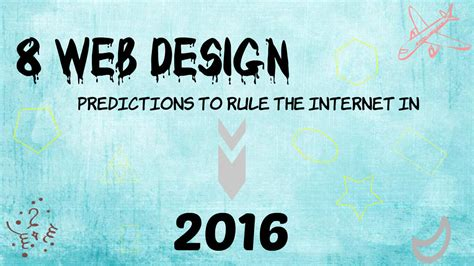 event design trends 2016 web design trends 2016 malta expats