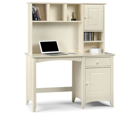 off white computer desk cameo off white work station uk delivery
