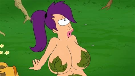 Leela With Nicer Tits By Fatandboobies On Deviantart