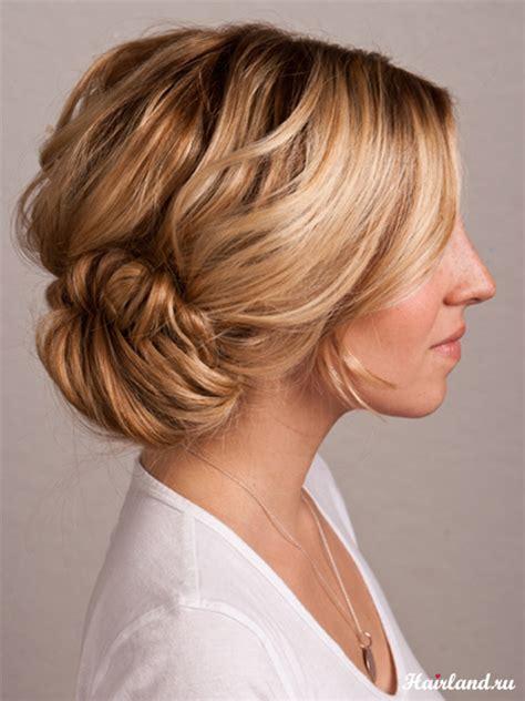 updo 50 year updo hair style как сделать пучок из косы своими руками hairland ru