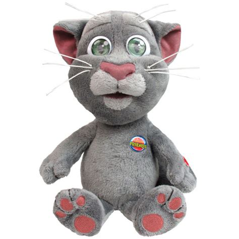 talking tom animated plush iwoot