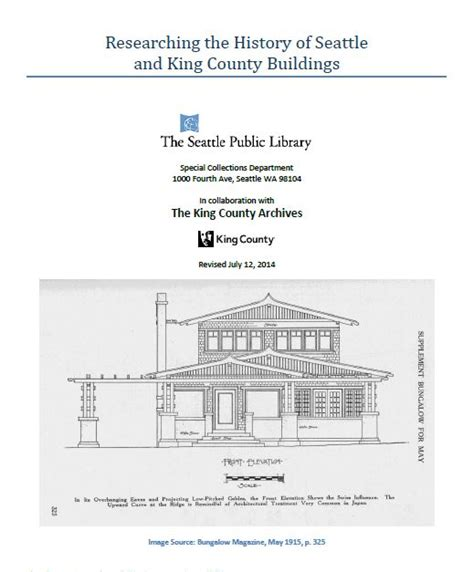 King County Recorded Documents