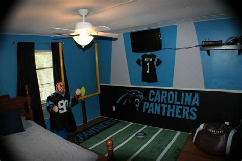 panther room 23 best images about carolina panthers rooms wo caves on the panthers