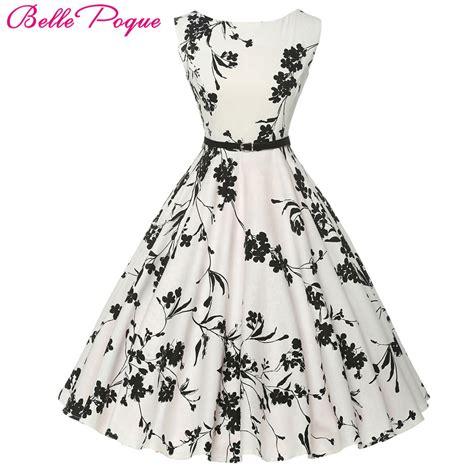 vintage swing summer dress 2017 plus size clothing hepburn