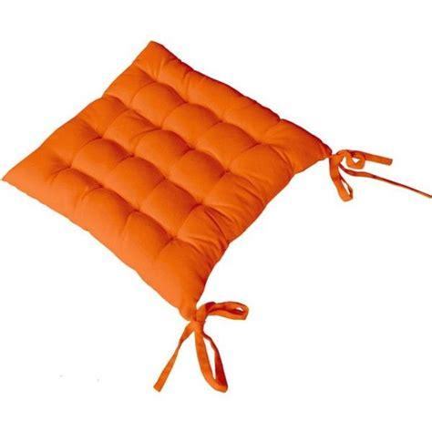 Coussin De Chaise Orange by Galette Et Coussin De Chaise Orange Coussin Et Galette