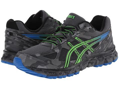 asics gel scram 2 high performance trail running shoes qizm3zch sale asics gel scram 2 trail running shoe mens