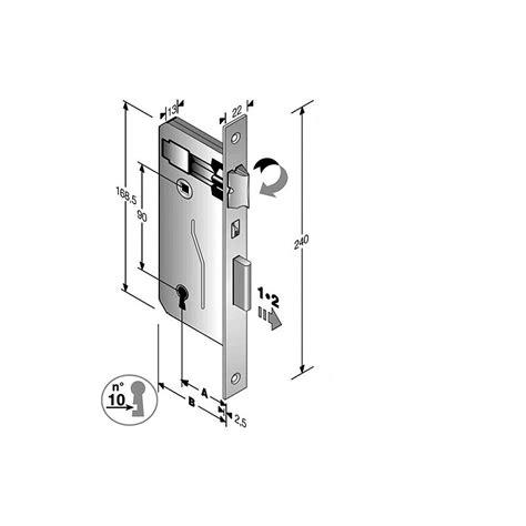 serrature per porte interne legno serratura patent porta porte interna in legno bonaiti