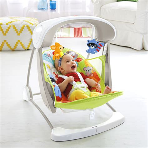 take along baby swing woodland friends take along swing seat