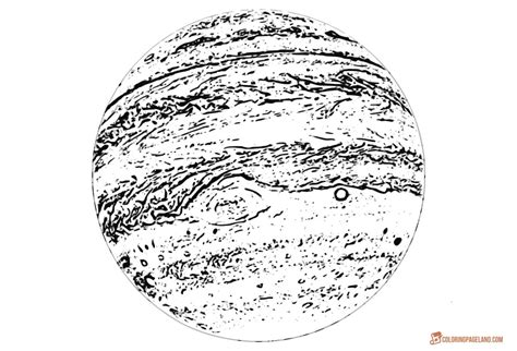 printable jupiter images planets coloring pages free black and white printables