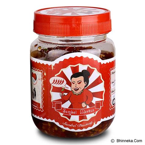 bawang goreng pedas dalada level 5 jual mertua sambel bawang level pedas 5 180gr sm02 murah