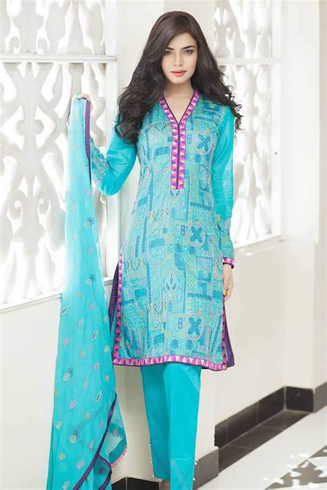 dress design in pakistan 2015 summer taana baana summer eid dresses collection 2015