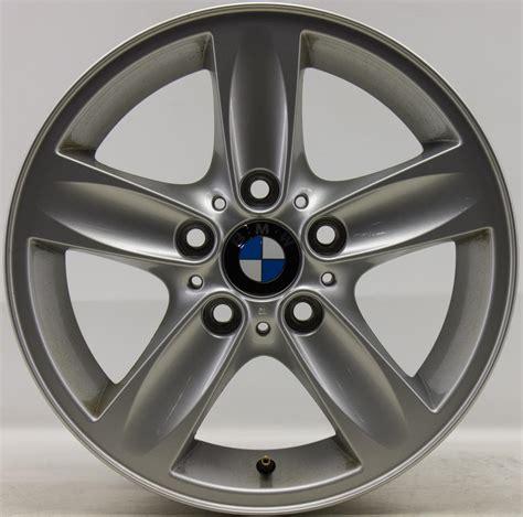 1er Bmw Reifen Felgen Ebay by 4 Original Bmw 1er E81 E82 E87 E88 7x16 Et44 Styling 140