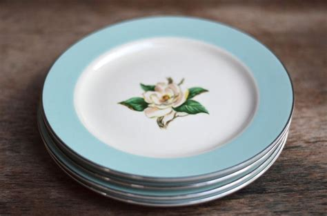 Magnolia Serving Setboel Set Of 9 lifetime china co turquoise dinner plates homer