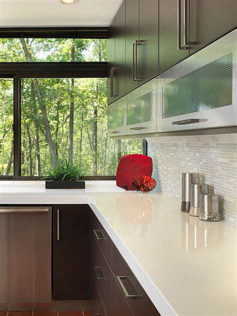 modern kitchen countertops and backsplash white marble glass kitchen backsplash tile