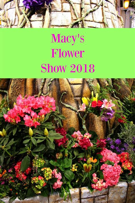new year flower fair 2018 macy s flower show 2018 celebrate decorate