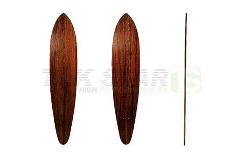 blank bamboo longboard decks blank bamboo and freeride style longboard decks