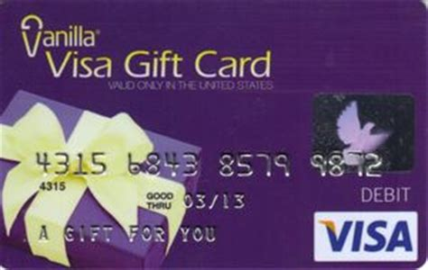 Bank Of America Visa Gift Card - bank card vanilla visa gift card silverton bank united states of america col us vi