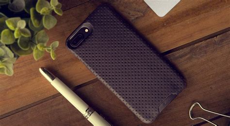 Ori Iphone 7 Leather grip leather for iphone 7 plus by vaja 187 gadget flow
