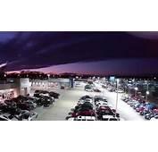 Auto Dealership LED Lighting Kevin Whitaker Cadillac