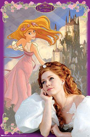film enchanted adalah happily ever after enchanted bersatunya dongeng dan