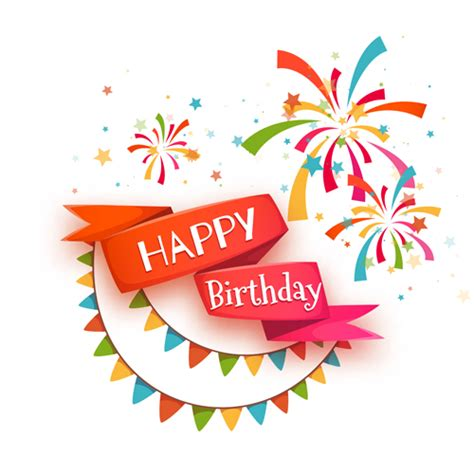 happy birthday card design vector illustration cute happy birthday cards vector 01 free download