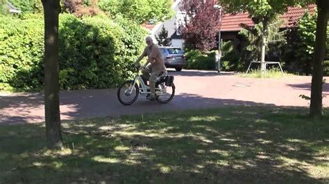E Bike Mit Beiwagen by E Bike Mit Beiwagen Smike Youtube