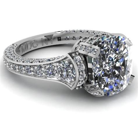 engagement rings of 2013 trends di candia fashion