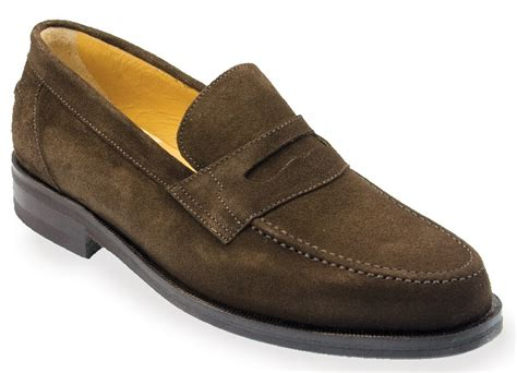 means loafers mens suede loafer with rubber sole