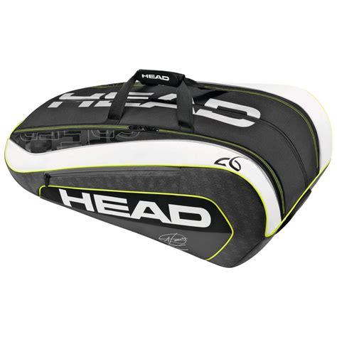 djokovic 12pack 283076 tennis bag