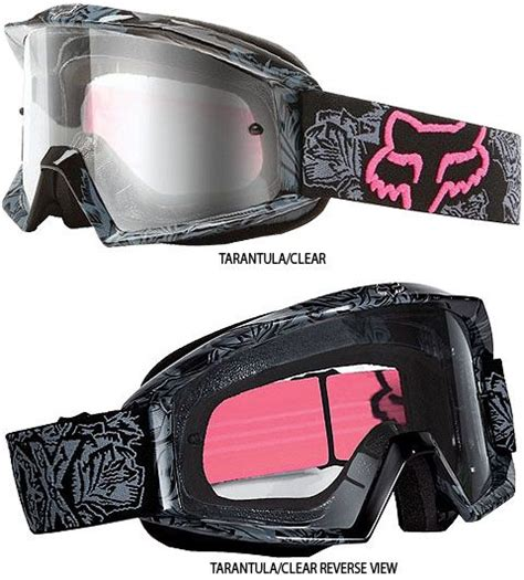 Fox Racing Main Tarantula Women S Goggles 171 Motorcycle