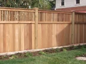 cost to fence a backyard 10 garden fence ideas that truly