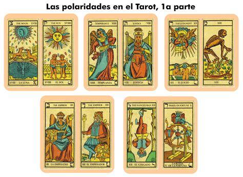 significado de los arcanos mayores del tarot de marsella polaridades en los arcanos mayores del tarot 1a parte