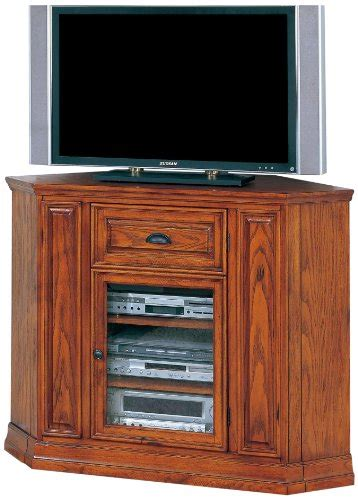 reviews leick holliday boulder creek corner tv stand