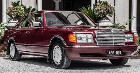 1988 mercedes benz 300se sold prostar