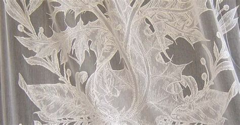 timorous beasties curtains timorous beasties fabric thistle lace i like lace