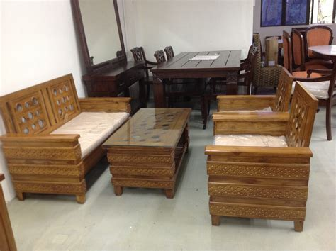sofa set made of wood sofa set made of wood how to make wooden sofa at home sofa