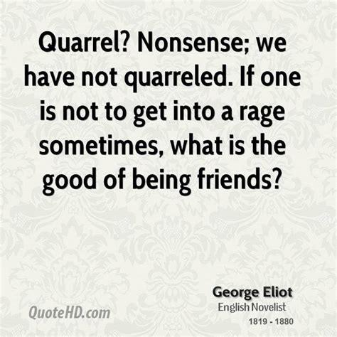 Quarrel Quotes For Friends