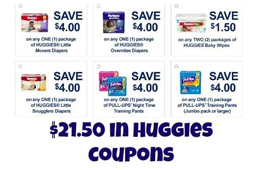 huggies overnight pull ups coupons