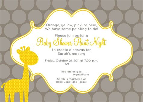 baby shower invitations baby shower invite templates mughals