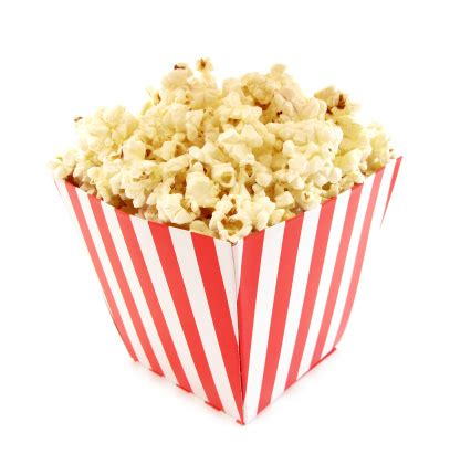 Sinensa Diet the dangers of microwave popcorn
