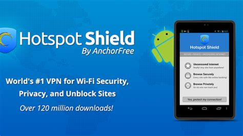 hotspot shield free for windows 7 2014