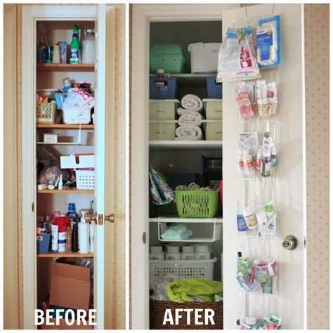 Bathroom Craft Ideas by Craftivity Designs Hall Closet Organization