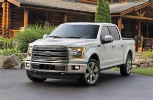 Ford F 150 2016 2016 Ford F 150 Limited Is More