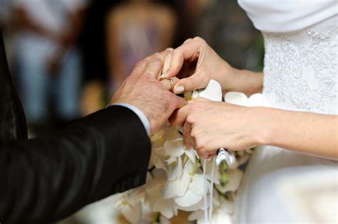 Sending in marriage certificate