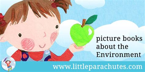 environmental picture books parachutes children s picture books about caring