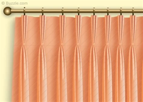 different curtain pleats different types of curtain headings to embellish your home