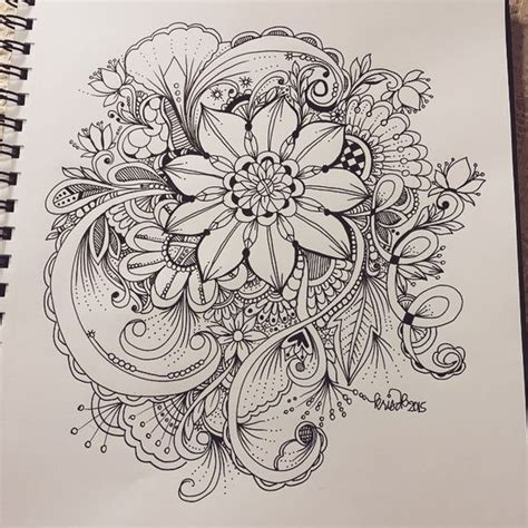 kc doodle art zentangle pinterest doodles